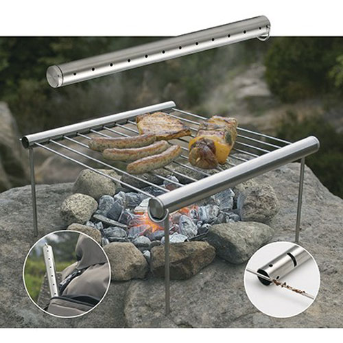 Grilliput Portable Camping/Travel Grill
