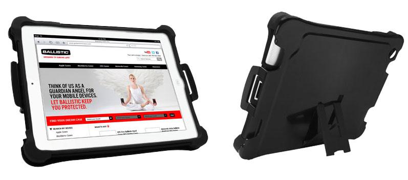 Ballistic Tough Jacket Series Case for iPad 2