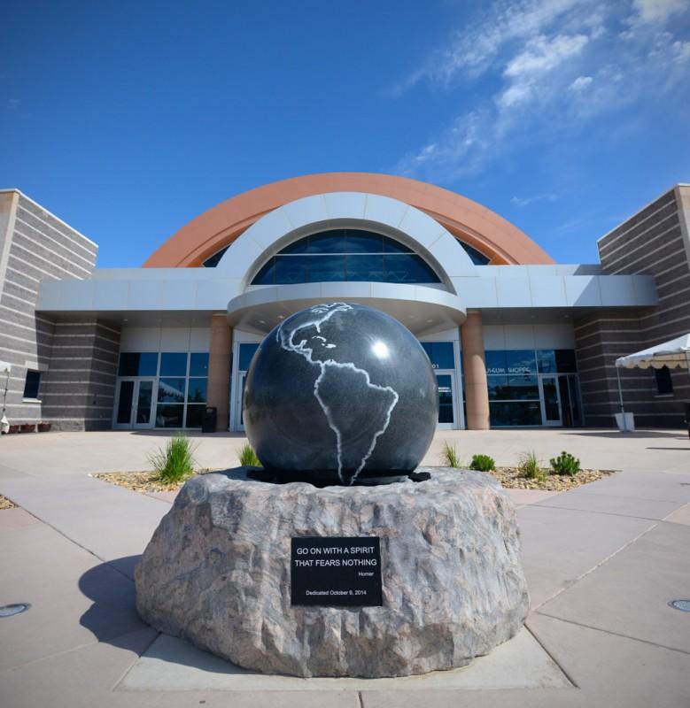 Anderson Abruzzo Albuquerque International Balloon Museum, Albuquerque, New Mexico