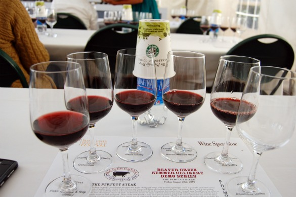 Beaver Creek Wine & Spirits Festival, Colorado