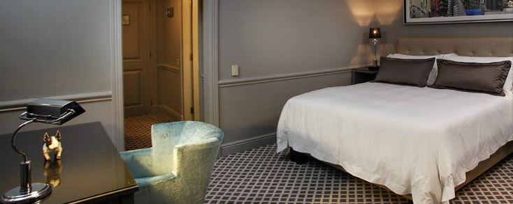 Guestroom at 54 on Bath, Johannesburg, South Africa