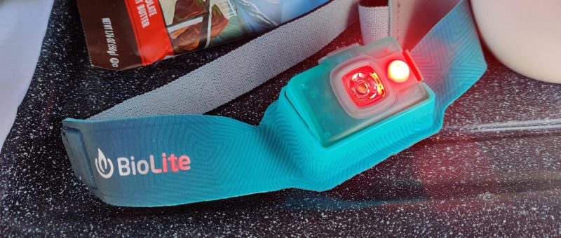 BioLite HeadLamp 200 Is the Ultra-Lightweight Head Lamp You'll (Probably) Forget You're Wearing — Vagabondish