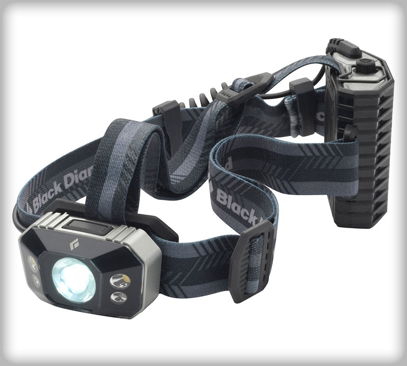 Black Diamond Icon Headlamp (320 lumens)