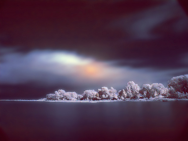 Blue Dreams of Lake Huron, Ontario, Canada