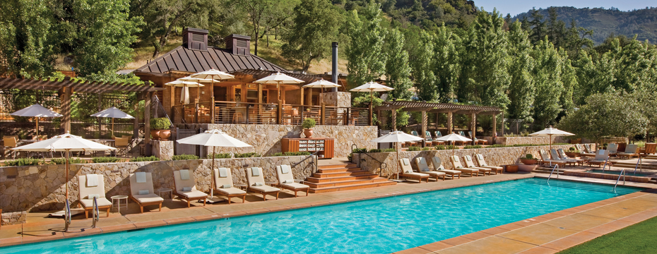 Calistoga Ranch in California