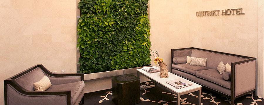 Distrikt Hotel Shiny New Accommodations In The Heart Of Midtown Manhattan Vagabondish