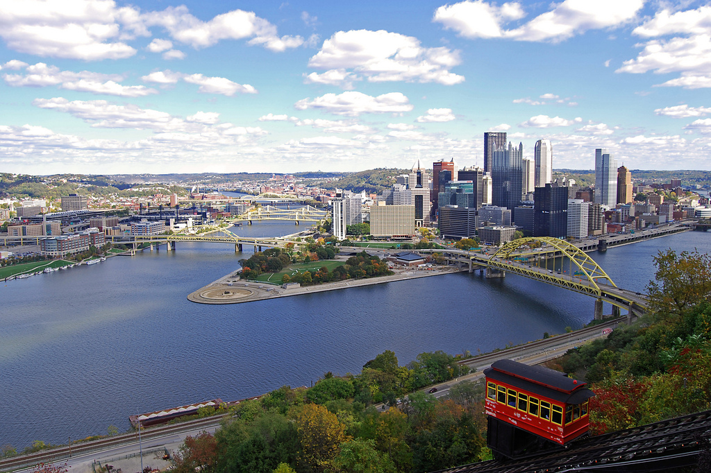 Duquesne Incline, Pittsburgh, Pennsylvania