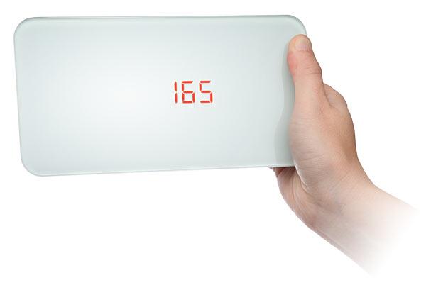 Portable/Travel Body Scale