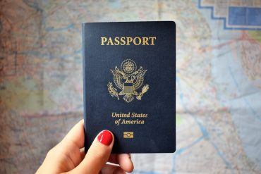 US American Passport Ready for Renewal