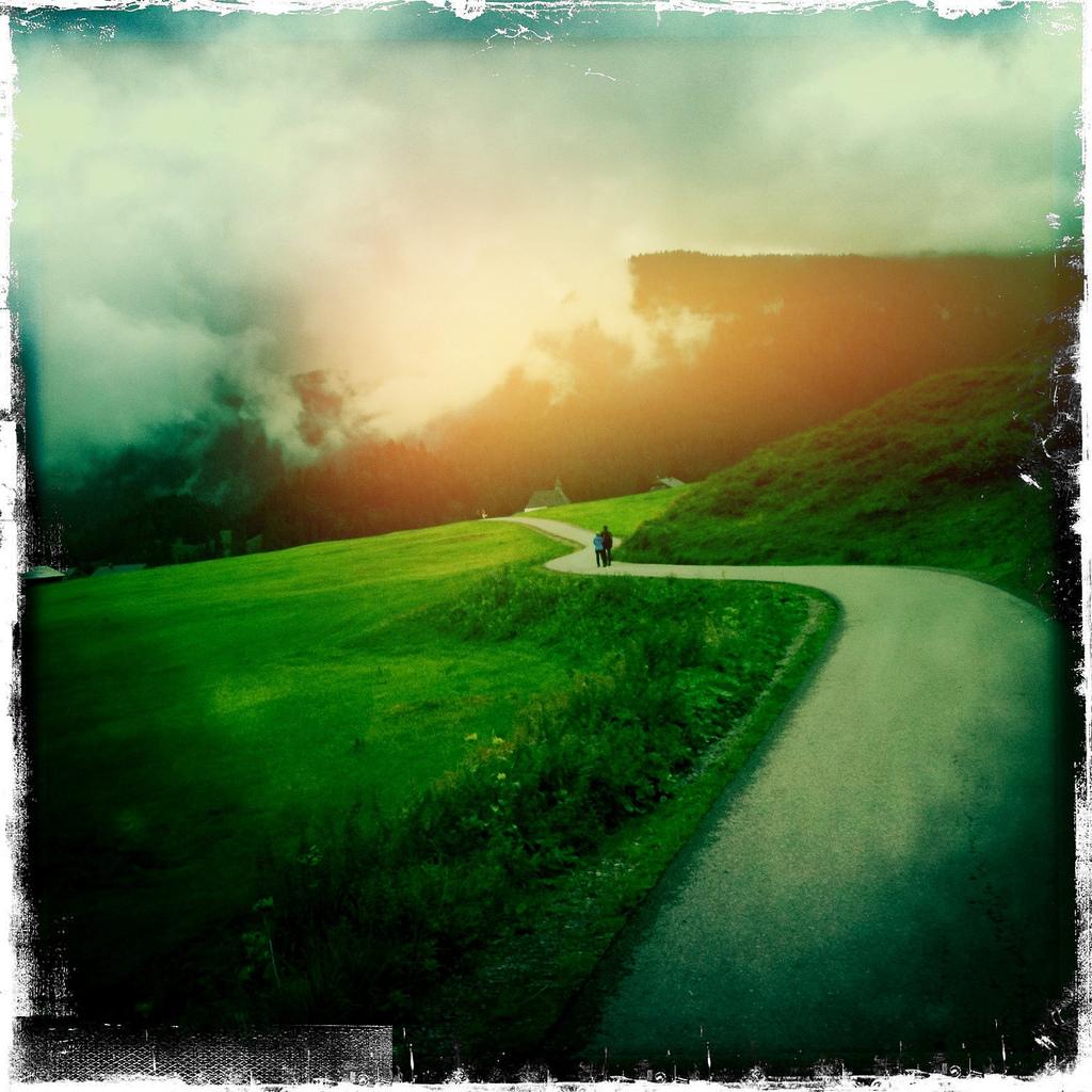 Finding Our Path, Schönenbach, Austria
