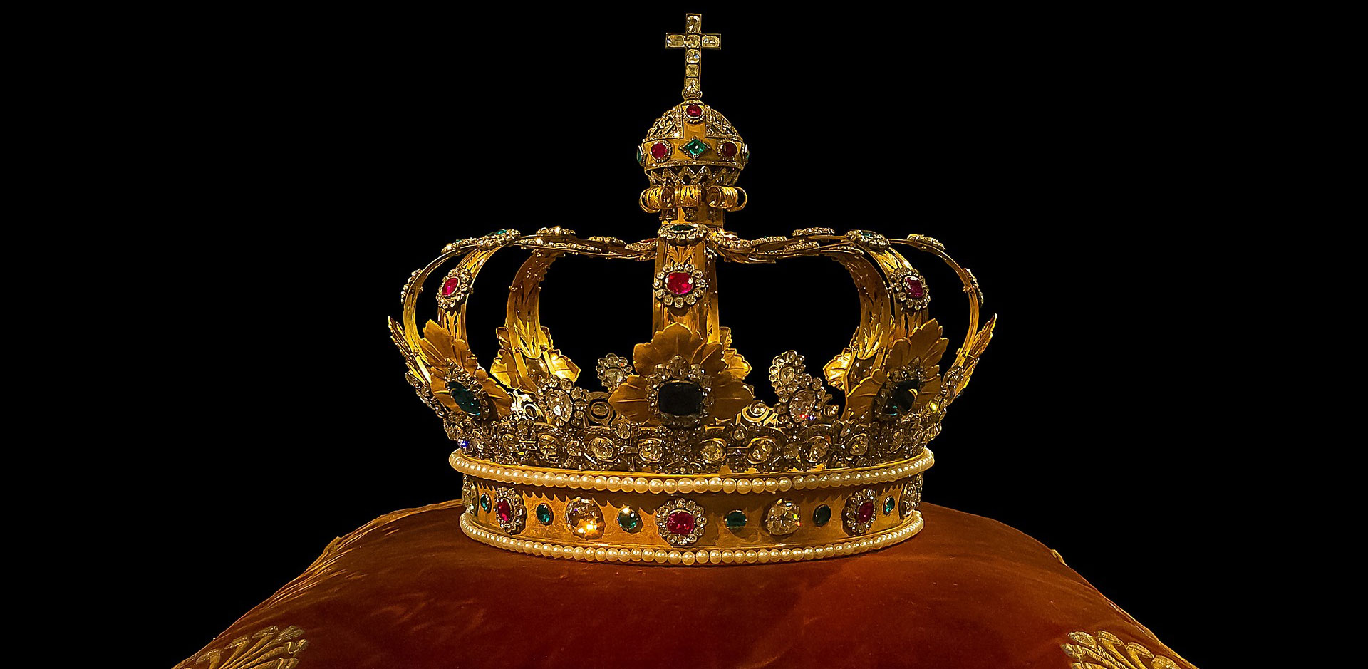 Gold Royal Crown