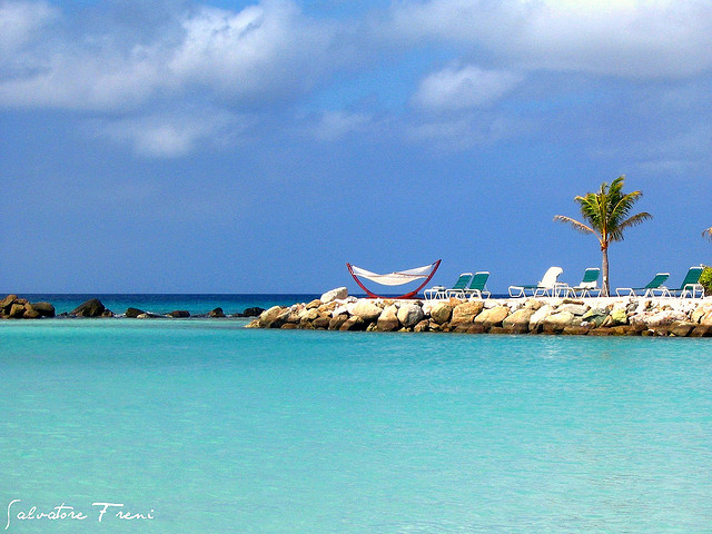 Hammock on the Beach, Aruba
