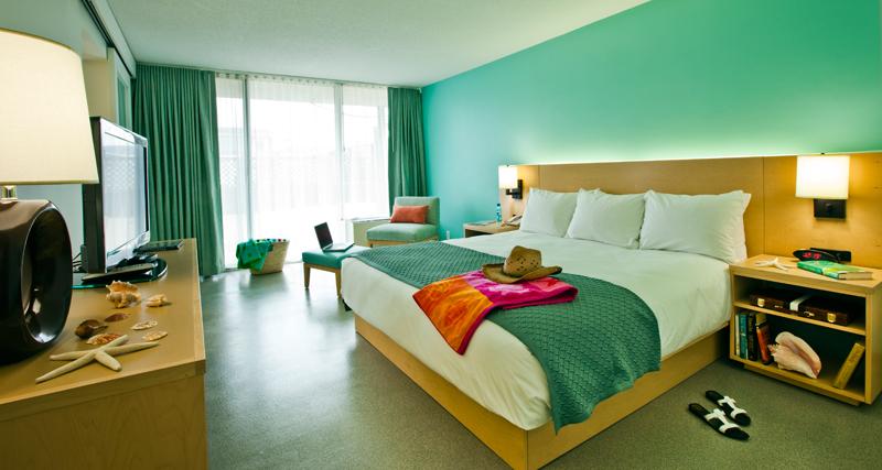 Harbor Hotel Provincetown (King bedroom)
