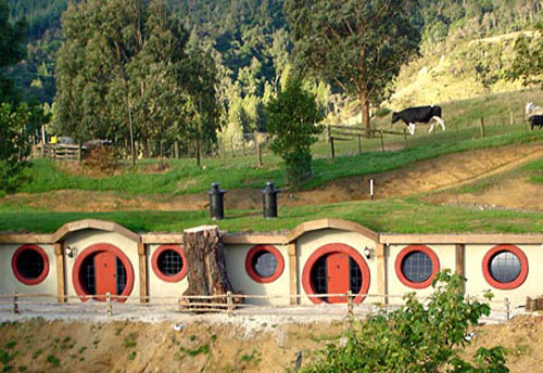 The Hobbit Motel, New Zealand