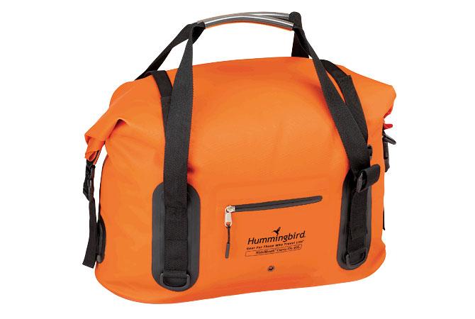 Hummingbird WideMouth Carry-On Travel Bag (orange)