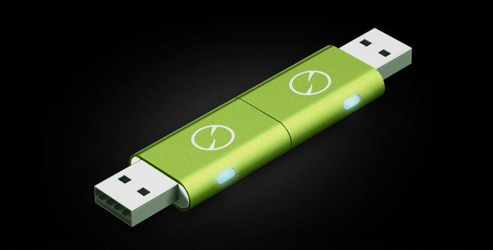 iTwin USB Key (closeup)