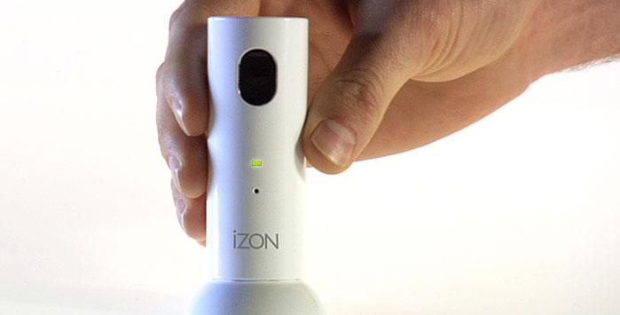 iZON Remote Room Monitor (closeup)