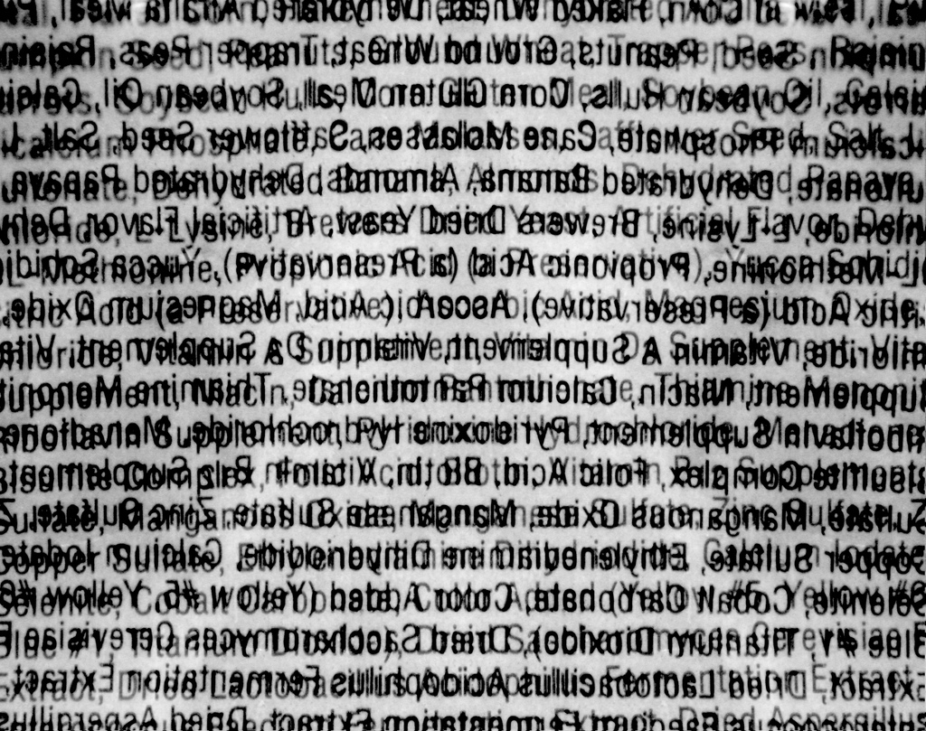 Jumbled Type