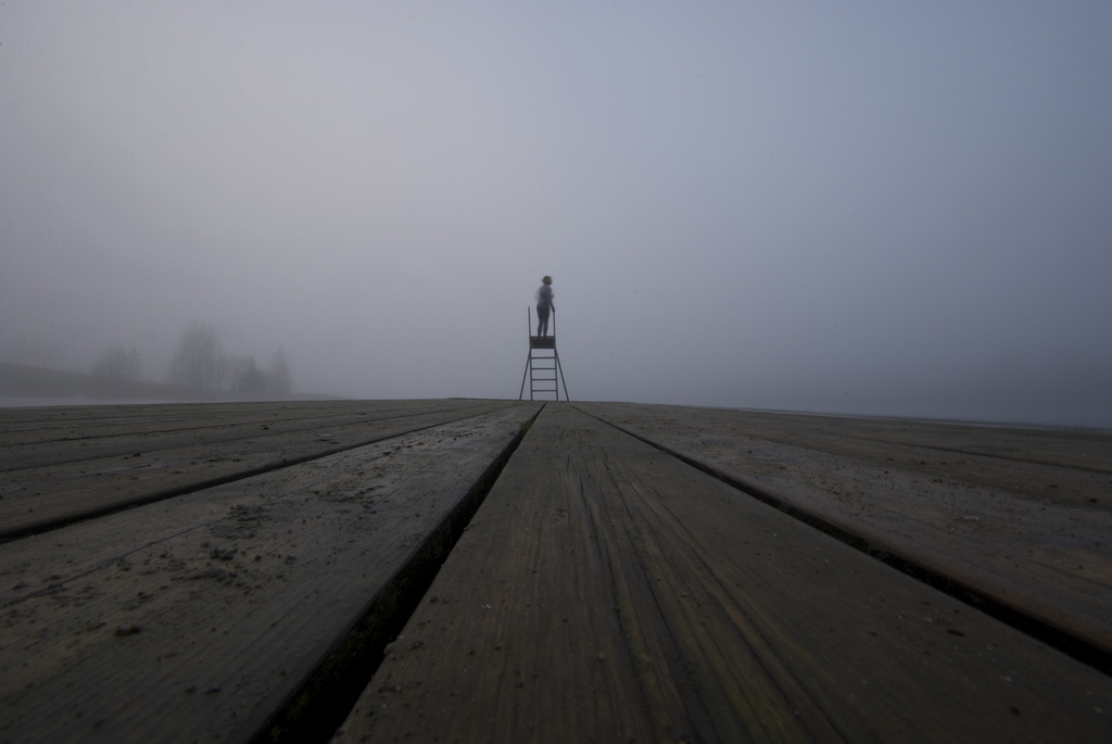 Lost in the Fog (Location: unknown)