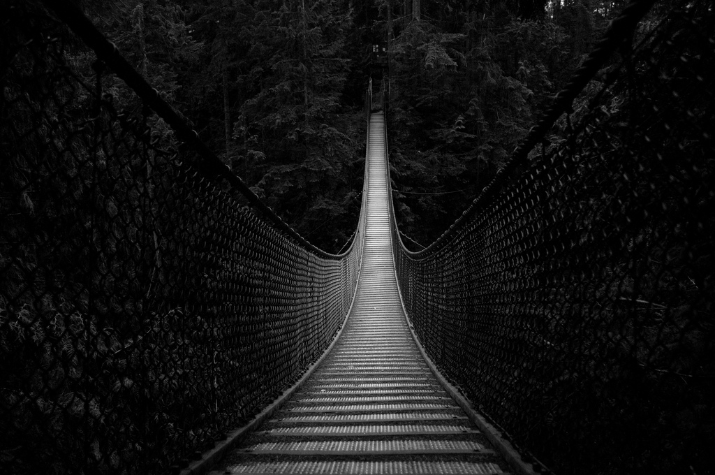 Lynn Canyon Suspension Bridge, Vancouver, British Columbia