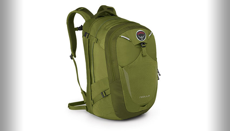 Osprey Nebula Laptop Backpack (Marsh Green)