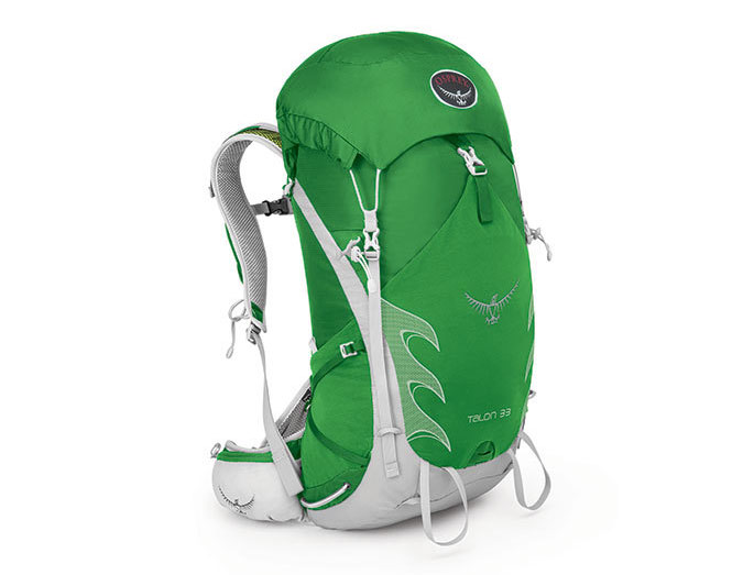 Osprey Talon 33 Travel Backpack (green)