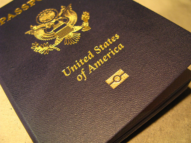Passport (closeup)