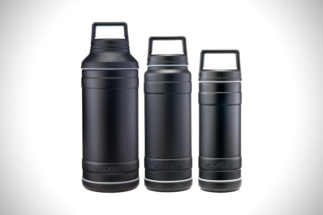 Pelican Bottle Insulated Travel Drinkware