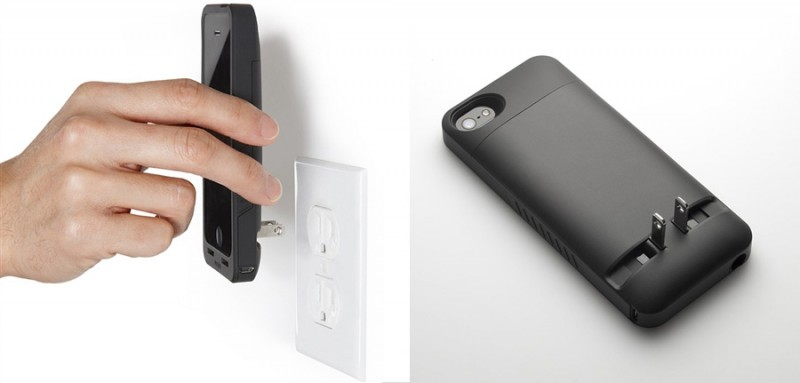 Prong PocketPlug: A Clever Smartphone Case + Charger In-One — Vagabondish