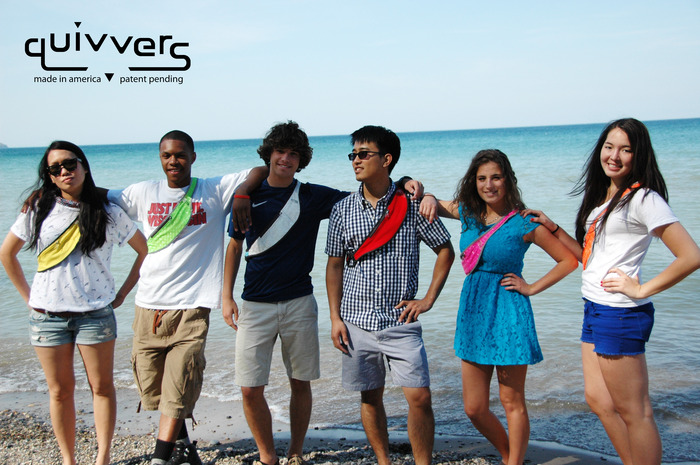 Quivvers Travel Pack