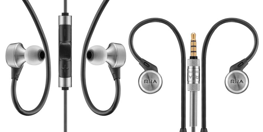 RHA MA750i Noise-isolating Headphones