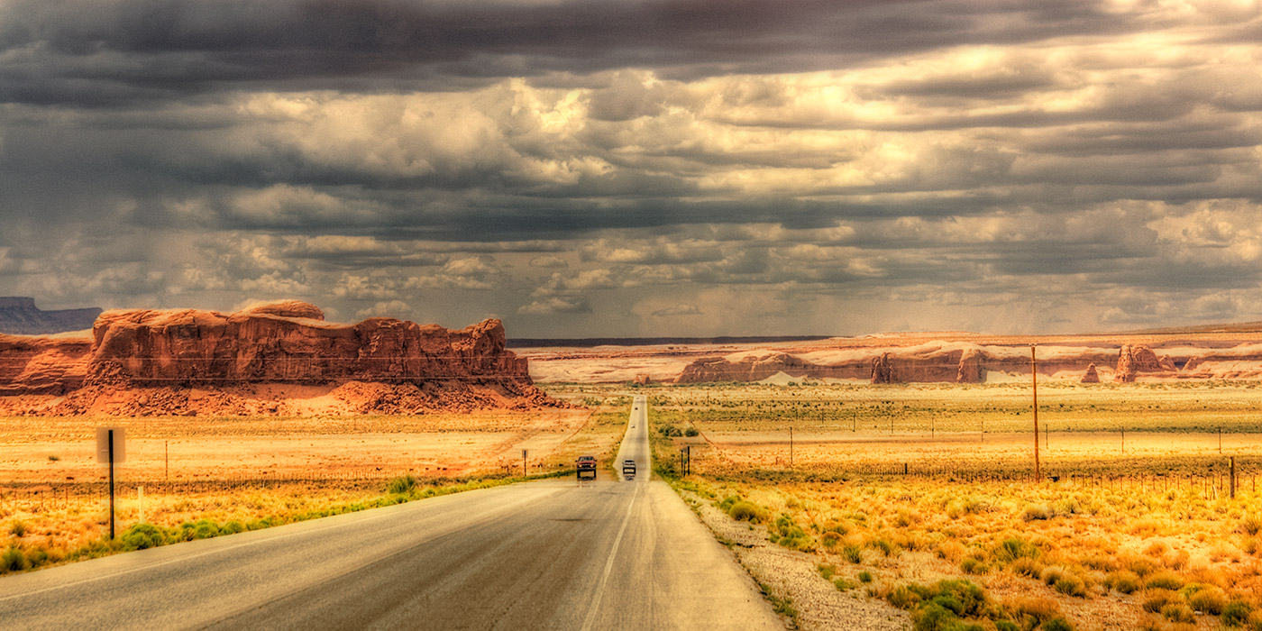 Roadrip to Monument Valley, Utah