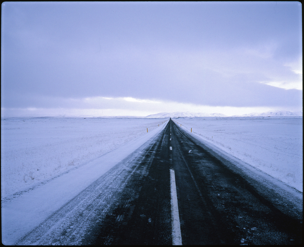 Road to Nowhere, Iceland