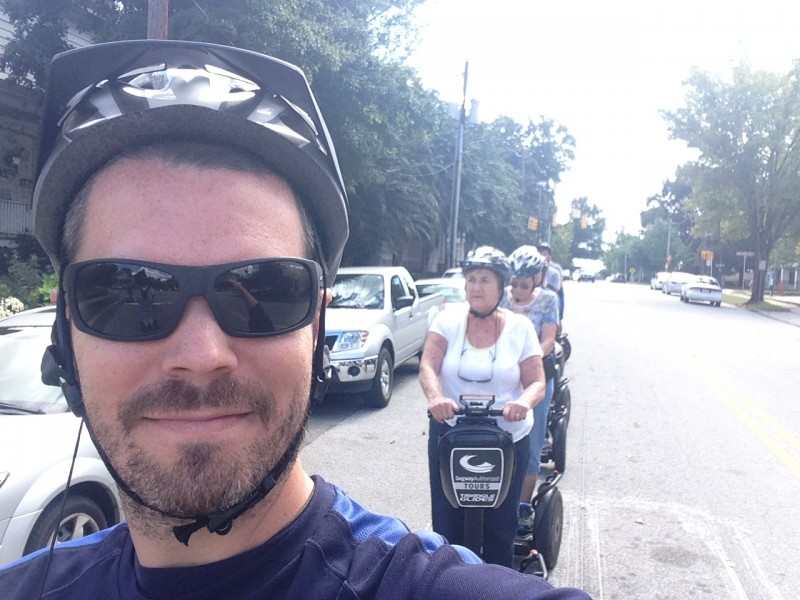 Triangle Glides Segway Tour of Raleigh