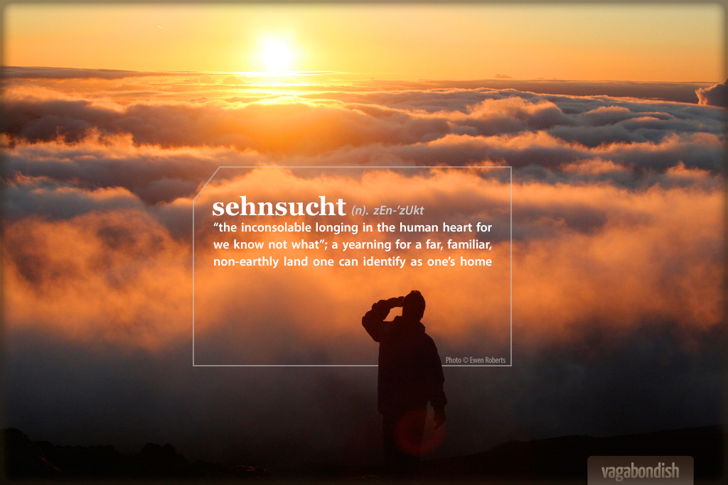 Sehnsucht (definition and inspirational quote)