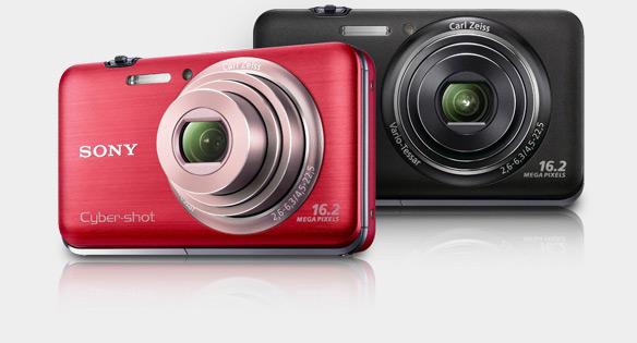 Sony Cyber-shot DSC-WX9 Digital Camera (silver)