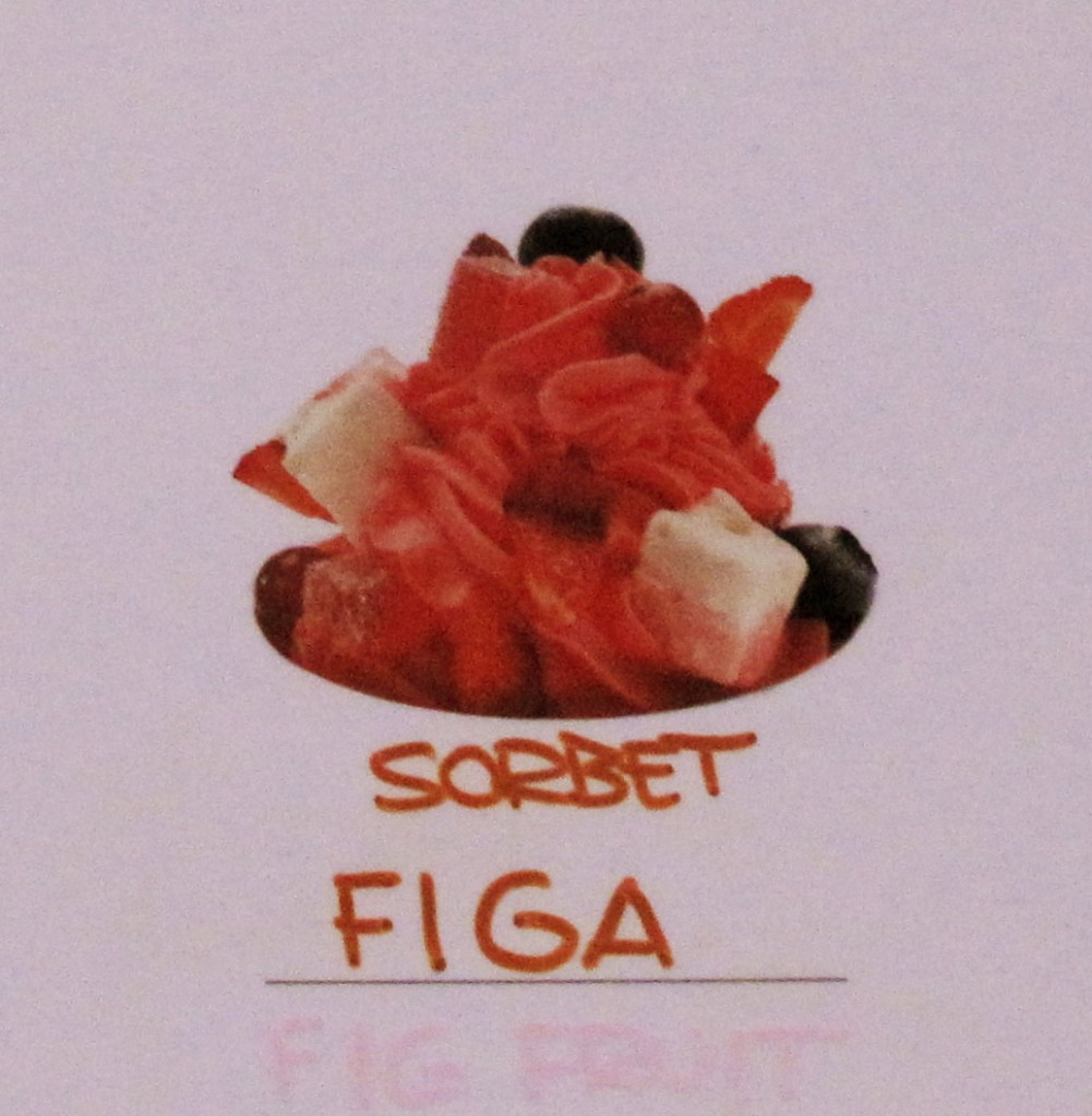 Sorbet Figa (by Christine Cantera)
