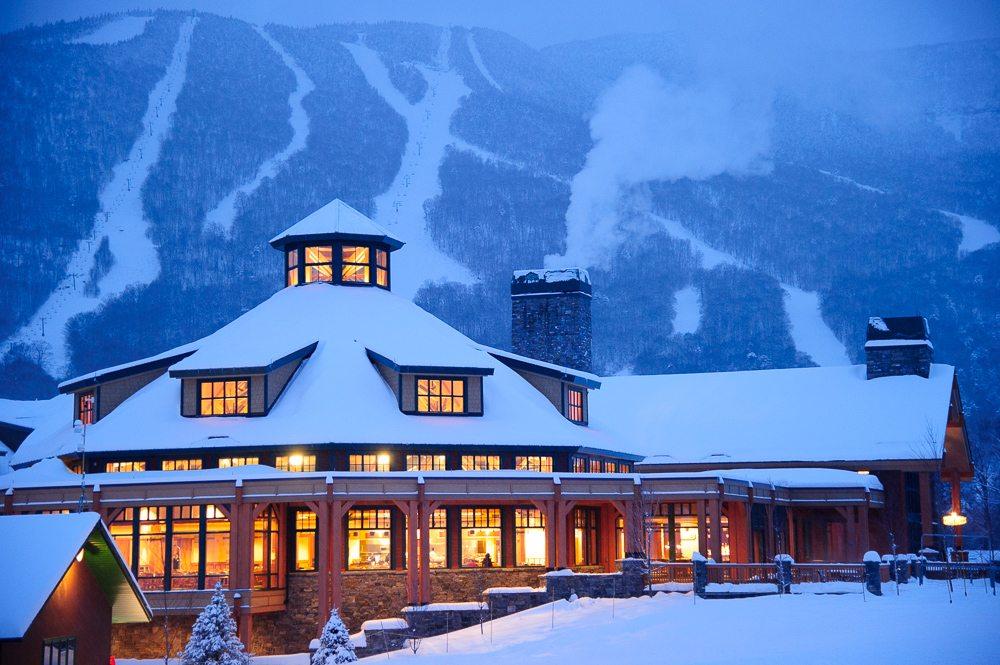 Stowe Winter Lodge