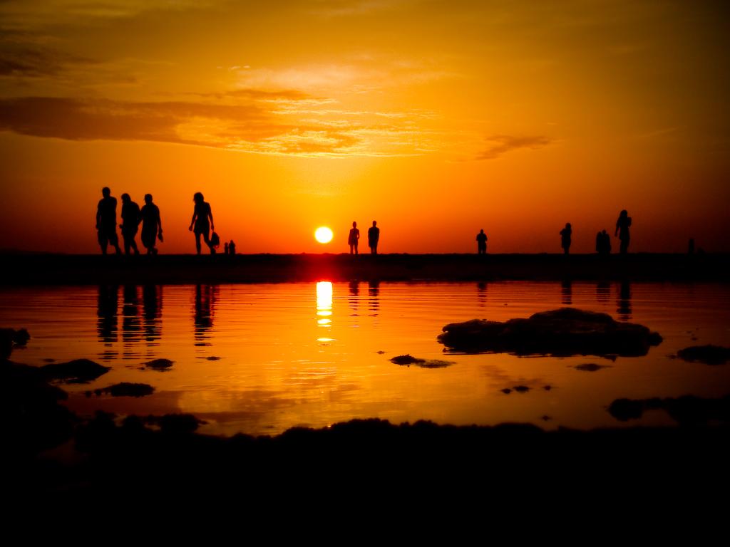 Tunisia Sunset