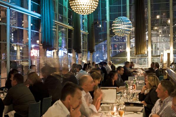 Taxi Dining Room, Melbourne, Australia