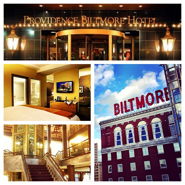 The Providence Biltmore Hotel, Rhode Island