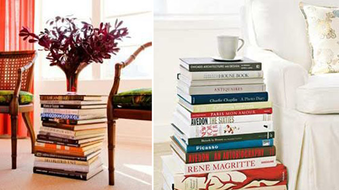 Travel Coffee Table Book Table