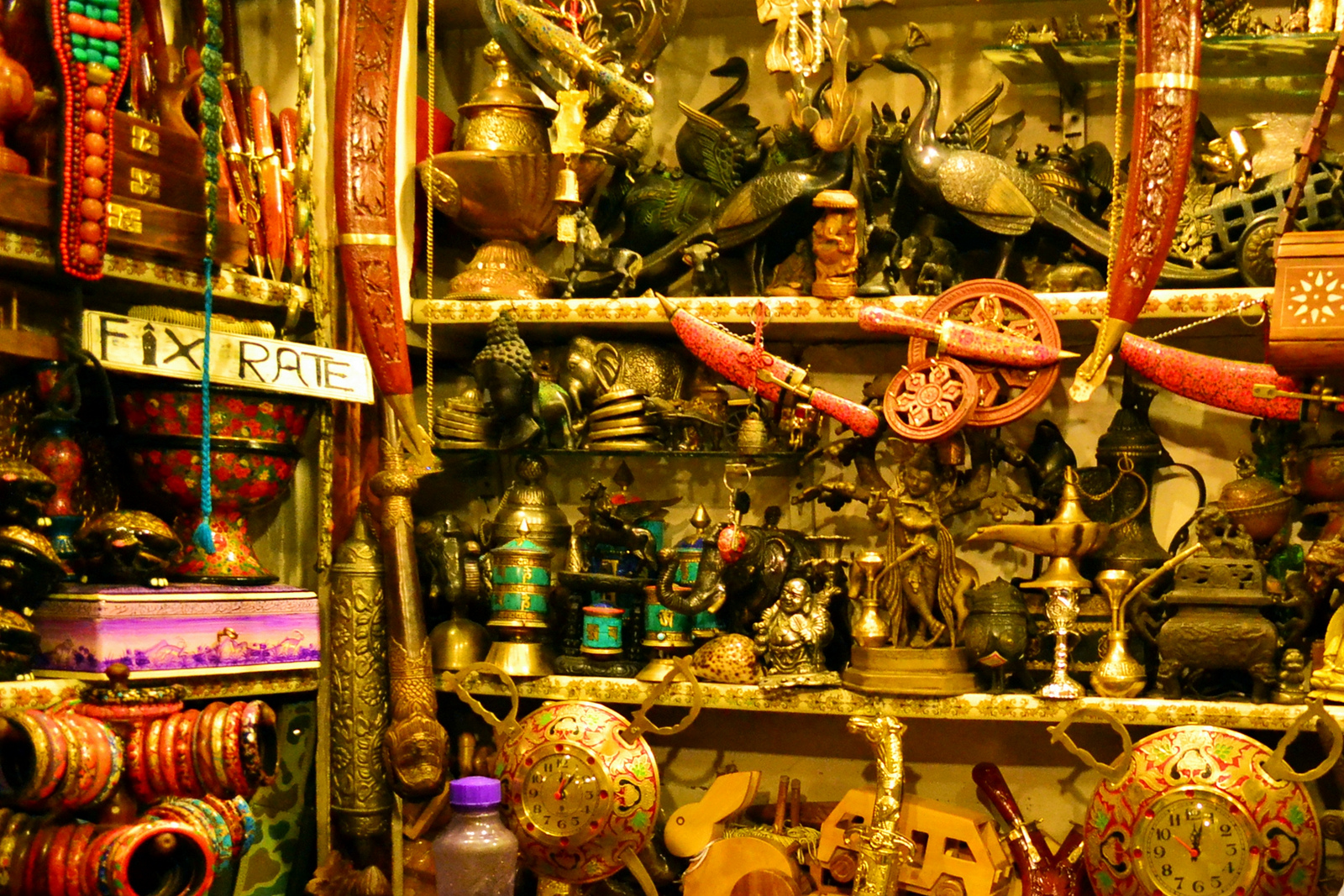 Travel Souvenir Shop