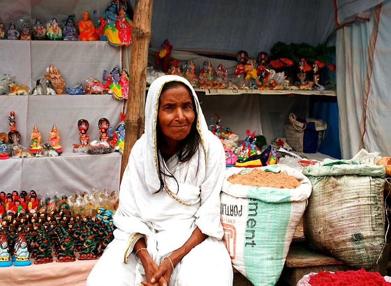 The Toy Seller, Calcutta